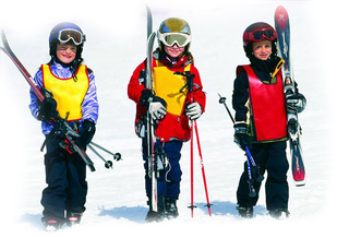 Book online-Rent ski & Lessons For Kids ски сервиз